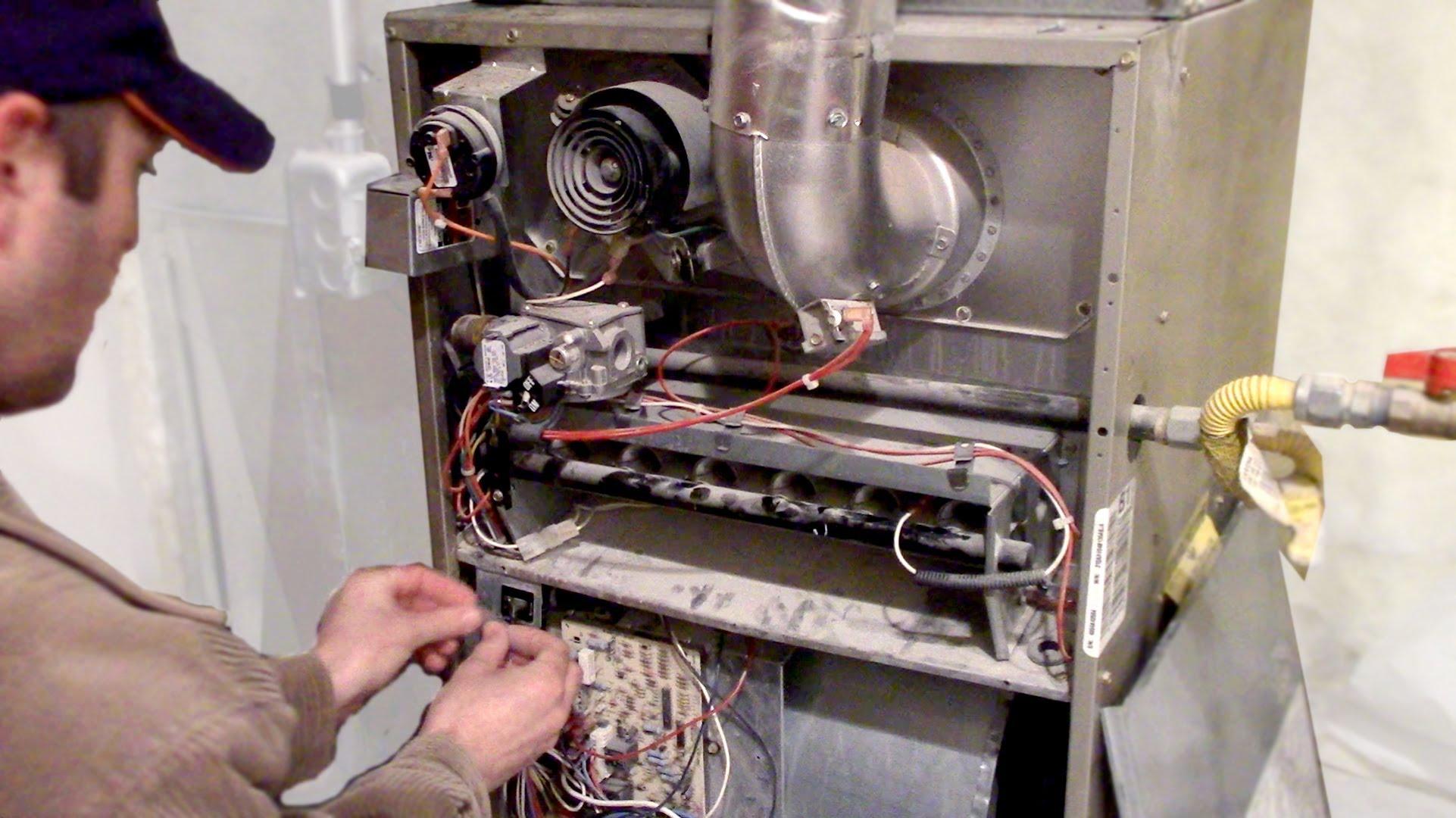 Bryant Gas Furnace Repair