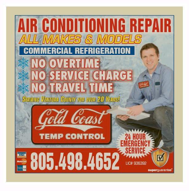 AC Repair Ad