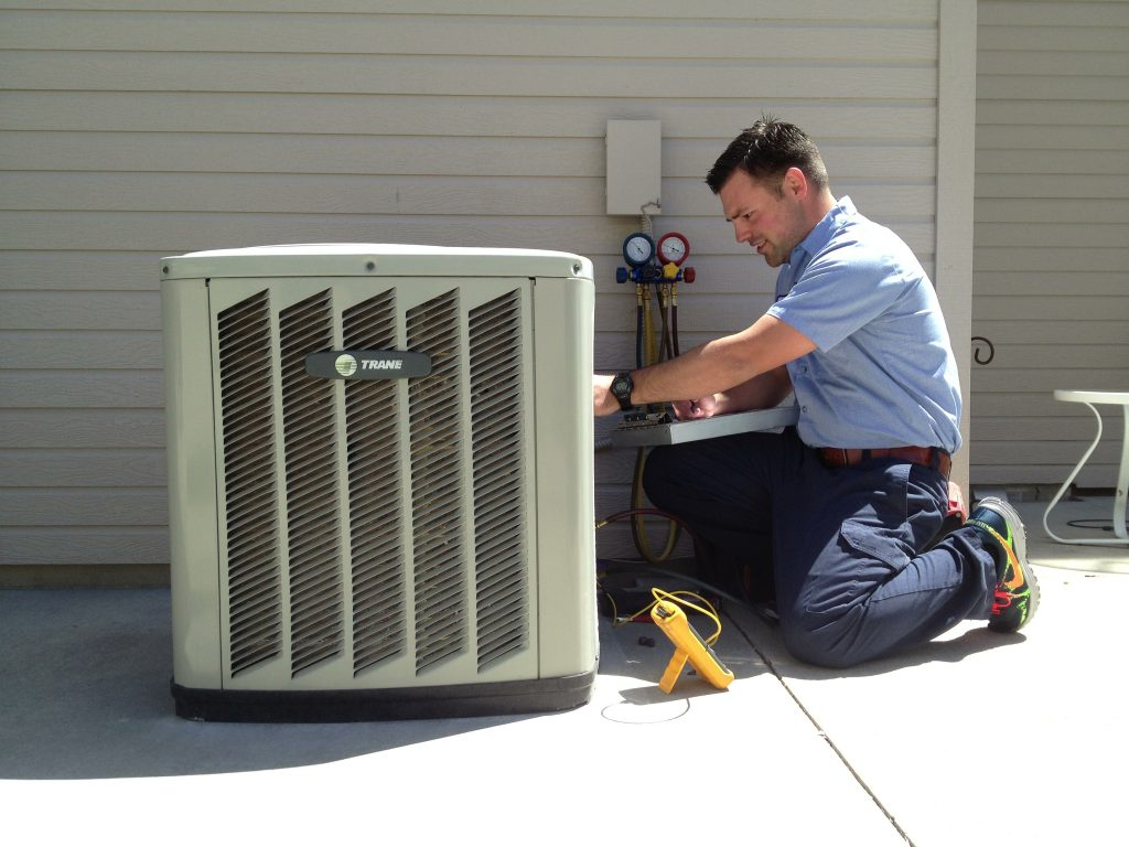AC Technician Diagnosis